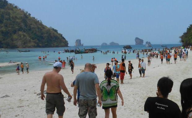 4 islas tailandia