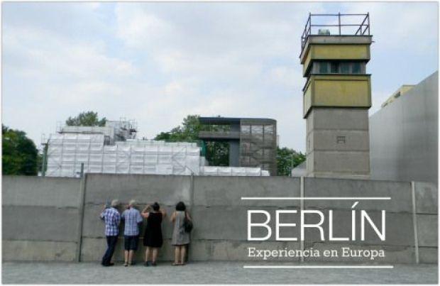 Berlín Experiencia en Europa