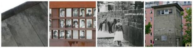 Wall memorial Berlín