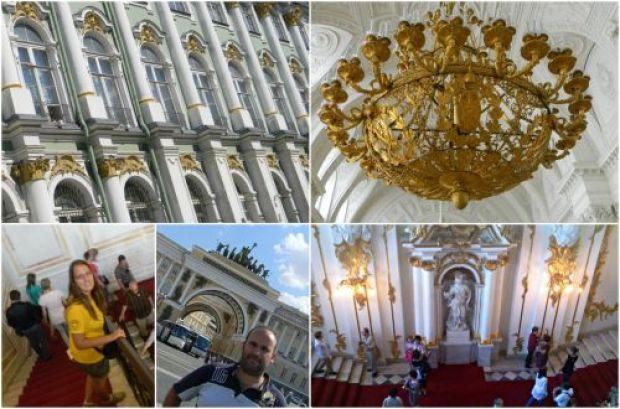San Petersburgo turismo
