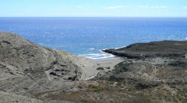 Playa de la Pelada Tenerife