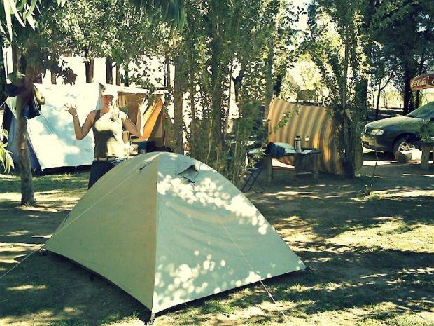 camping el chocon