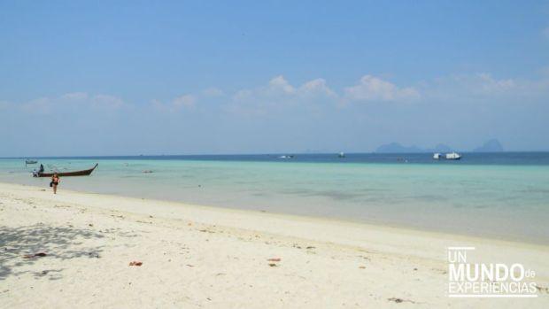 isla de Koh Lanta en Tailandia