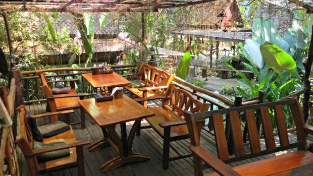 desayunador Ao Nang Cliff View Resort