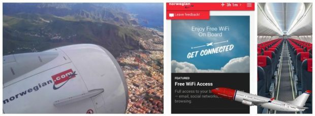 volar con norwegian