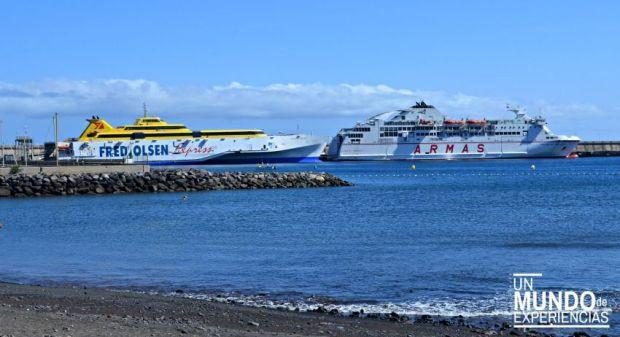 ferry a la palma