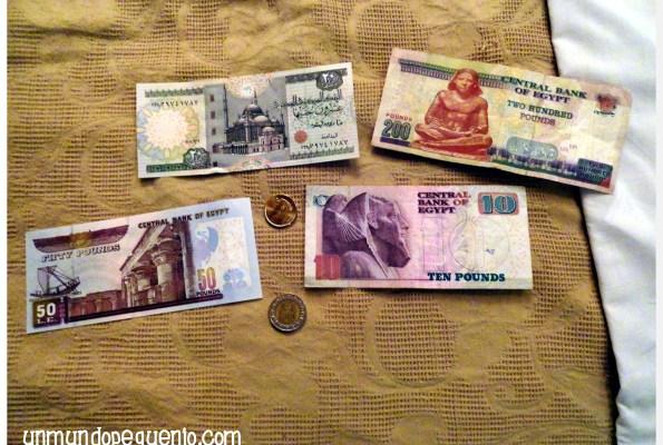 libras egipcias