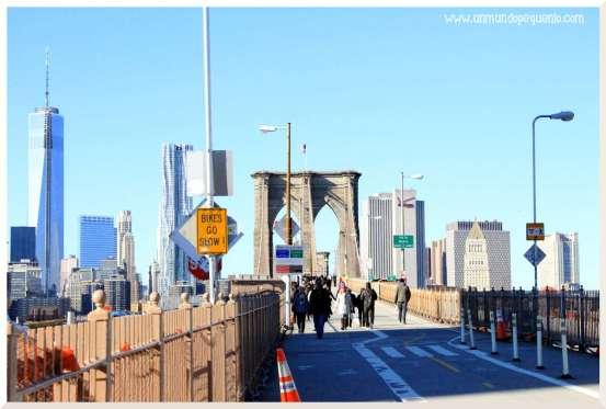 Puente de Brooklyn del otro lado