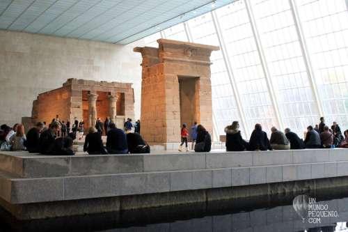 Templo de Dendur Met Museum