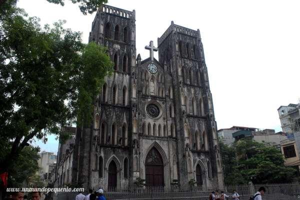 Catedral de San José Hanoi