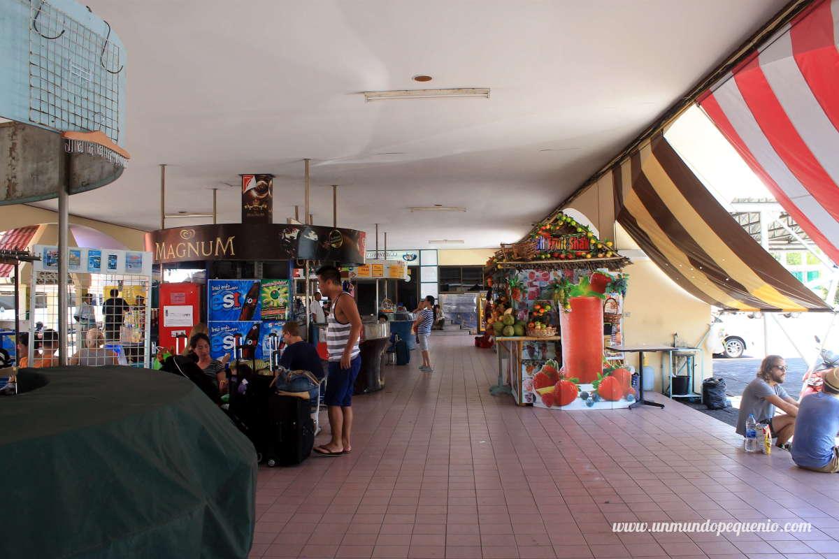 C mo llegar a las islas phi phi desde phuket un mundo for Como llegar al ministerio del interior