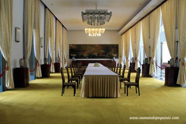 Sala de banquetes Palacio de la Reunificación
