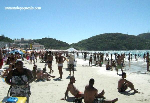 Prainha - Playas de Arrial do Cabo