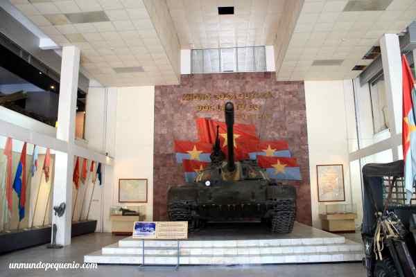 Tanque de guerra vietnamita