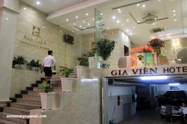 Fachada de Gia Vien Hotel