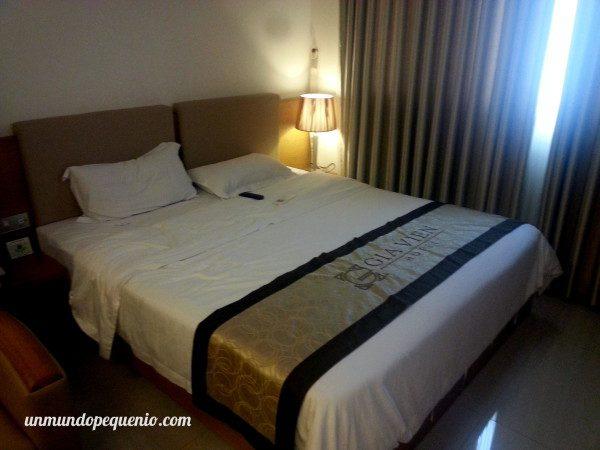 Habitación Gia Vien Hotel