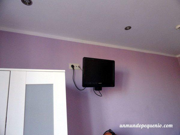 TV LED Sun Hotel Bruselas