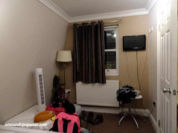 Habitación CityStay Hotel Londres