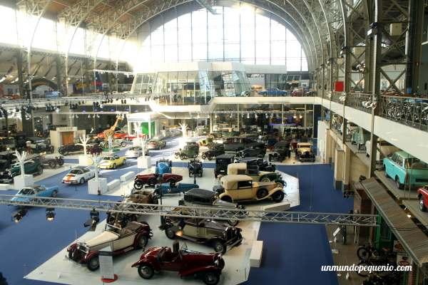 Salón de Autoworld