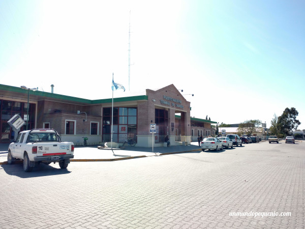 Terminal de Micros de Puerto Madryn