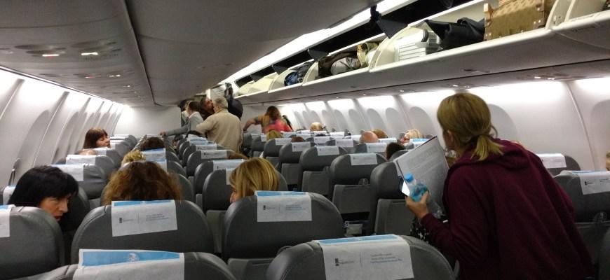 Las peores cosas que te pueden pasar en un avión