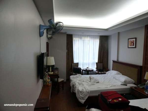 Habitación Golden Legend Hotel Hanoi
