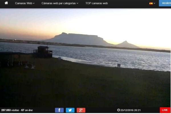 Webcam Ciudad del Cabo - Sudáfrica