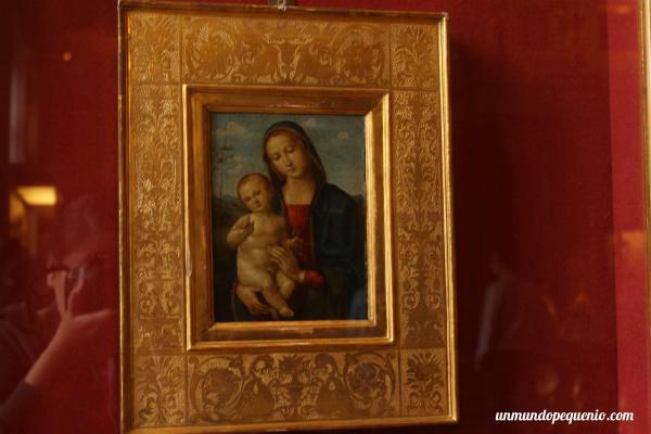 Madonna y Niño (Lo Spagna)