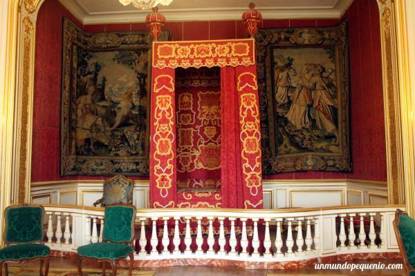 Habitación ceremonial de Luis XIV