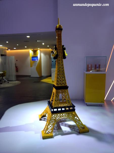 Torre Eiffel Renault