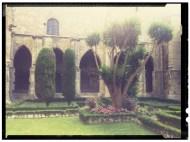 Claustro de la iglesia de Narbonne