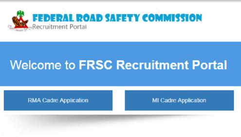 FRSC recruitment shortlist 2018