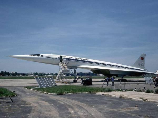 Ту-144: участие в работе ИКАО. Часть II | Необычный