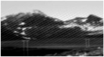 """Eidsbugarden"" #6 (2007), 22 x 40 cm on 42 x 59,4 sheet, inkjet on Hahnemühle Fine Art Paper, ed 10"