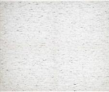 white series 2 #1, 130 x 150 cm