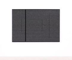 Black series 2 #2, 130 x 190 cm