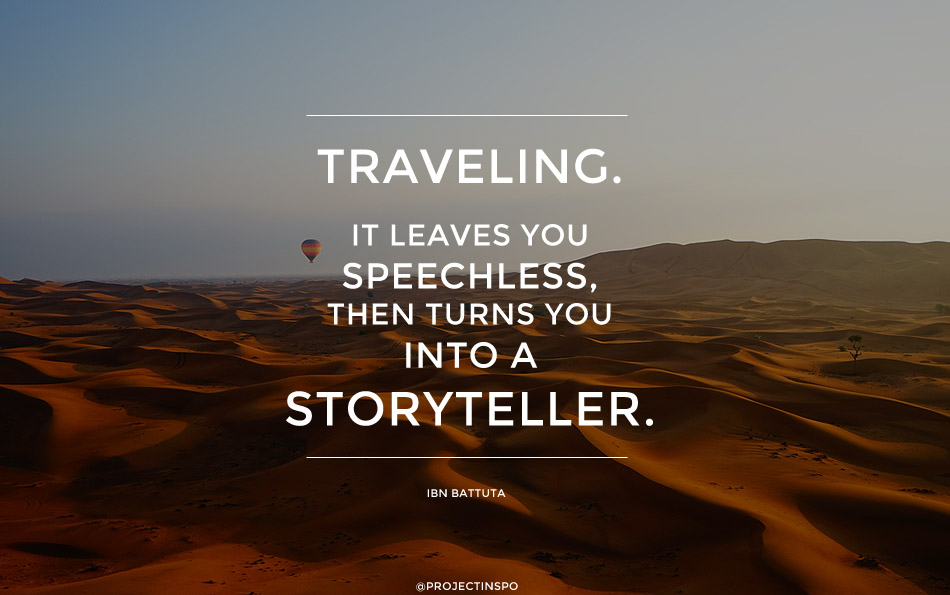 20 Best Inspiring Travel Quotes In 2018