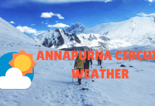 Annapurna Circuit Weather Now