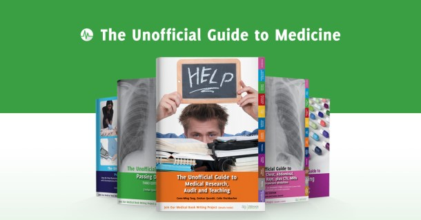 Unofficial Guide To Medicine - Social Share - Home