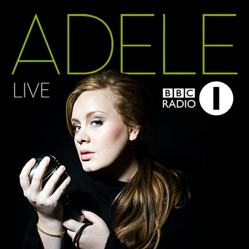 Adele to perform in a special Live Lounge