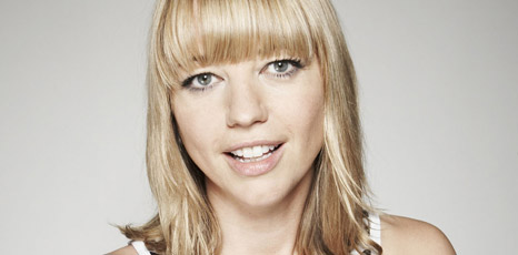 Sara Cox in for Scott Mills
