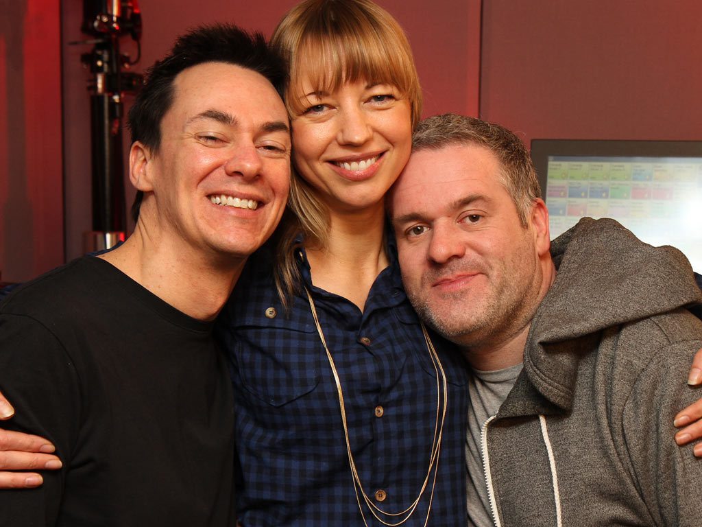 Sara Cox will cover for Fearne Cotton
