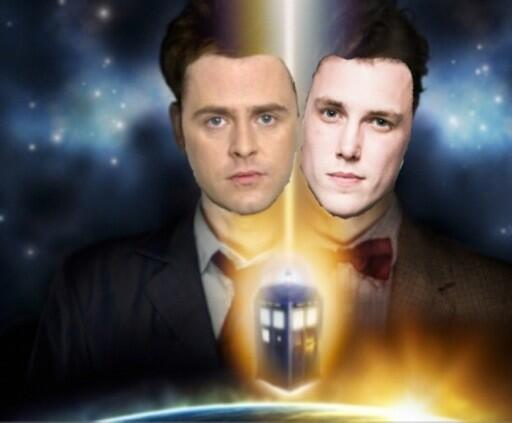 Will Scott become the next Doctor?