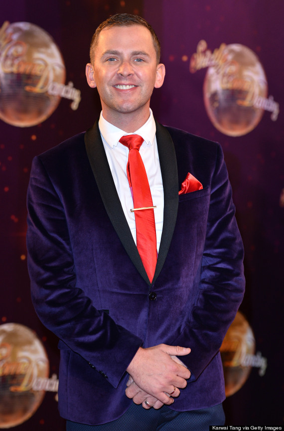 Scott fears the 'curse' of Strictly