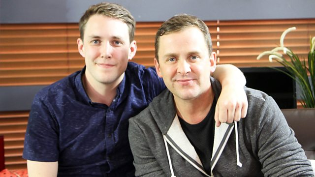 Where to hear Scott and Chris during Big Weekend