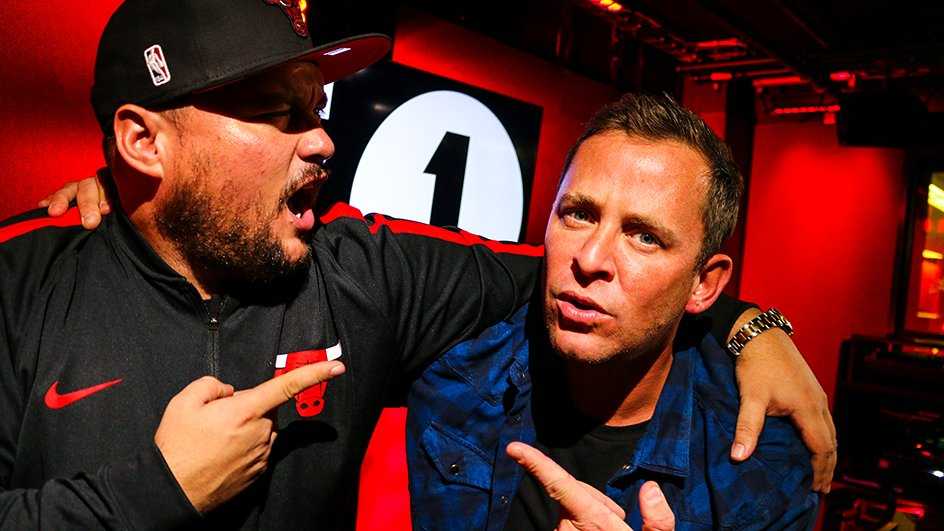 Scott Mills on Charlie Sloth's new evening show
