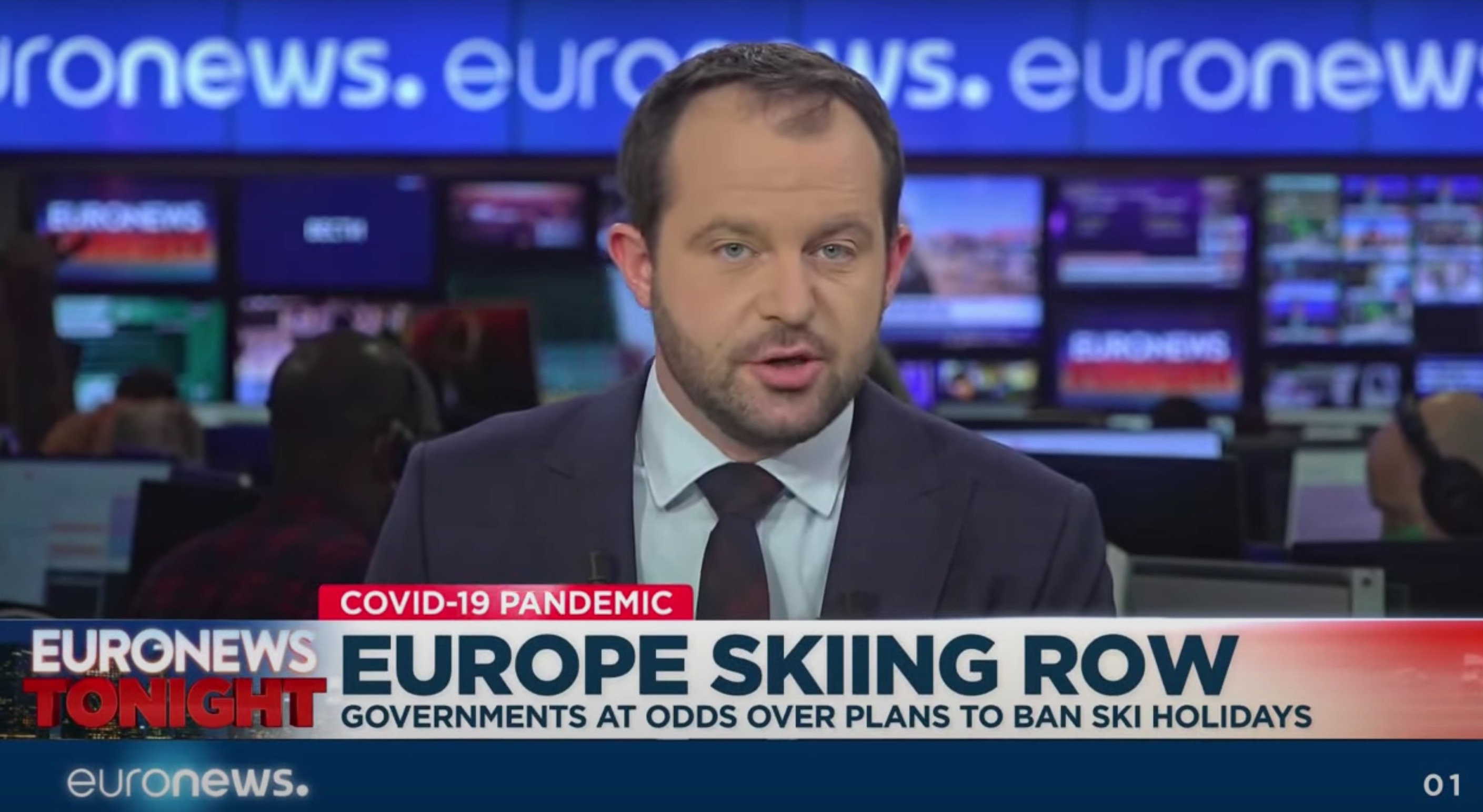 European Governments Split Over Ski Resort Openings