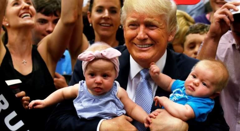 Trump contra el aborto: «Bebés son creación de Dios y tienen derecho a nacer»