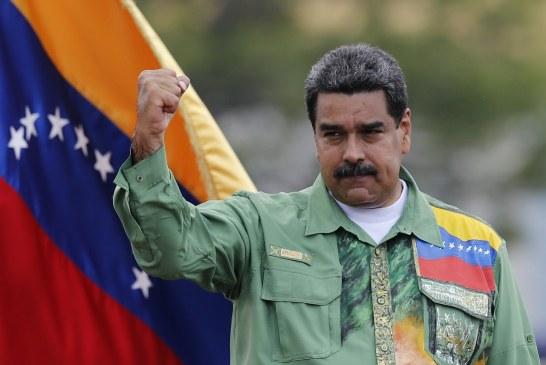 """Presidente de Venezuela, Nicolás Maduro """"Ni Jesucristo resucitado podrá conmigo"""""""