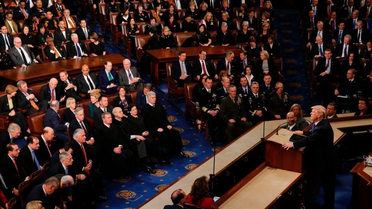 La batalla espiritual detrás del discurso sobre el estado de la unión de este año